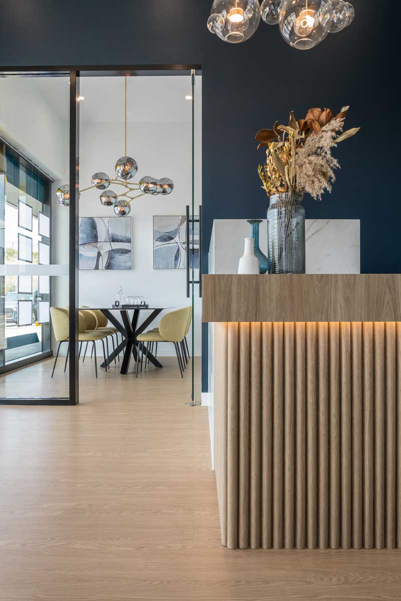 Real Estate Office Fit Out | Caddens | South West | Design